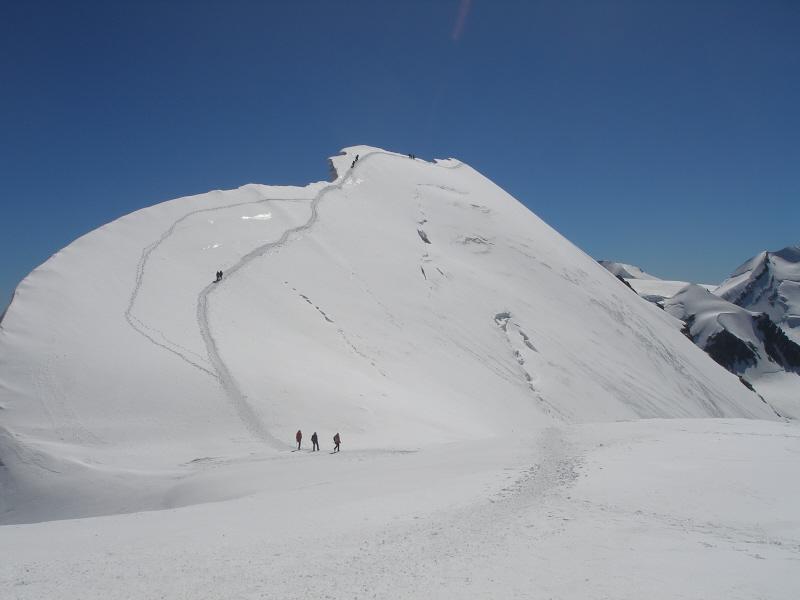 cresta del centrale