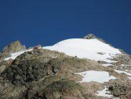 Bivacco Rainetto e Petit Mont Blanc