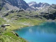 Lago Laures inf.con Bivacco