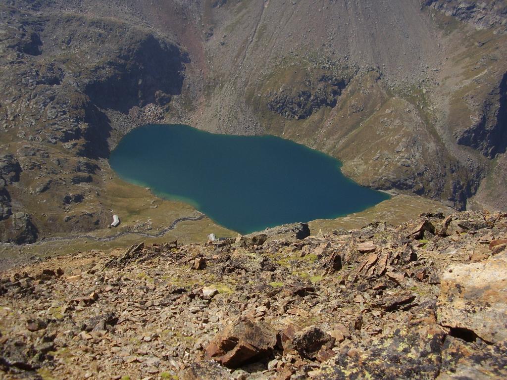 Lago inf di Laures