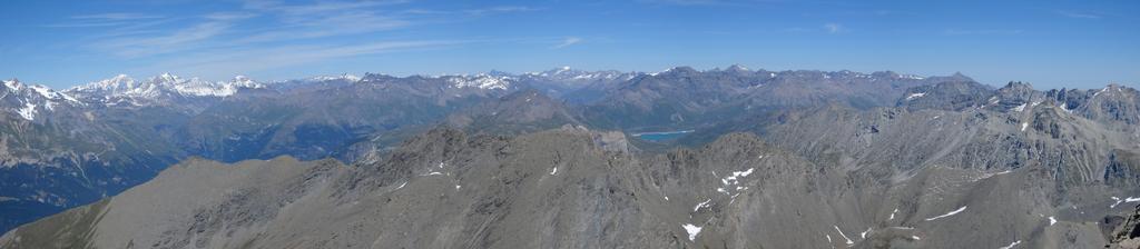 Panorama Nord-Est