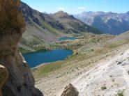 dall'Arc de Tortisse il lac de Vens