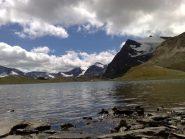 La cima basei dal lago rosset
