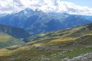 Il Mt. Pourri e Les Arcs