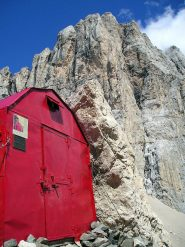 Bivacco Dal Bianco e Punta Penia