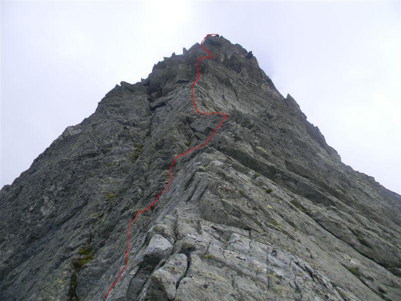seconda parte di cresta