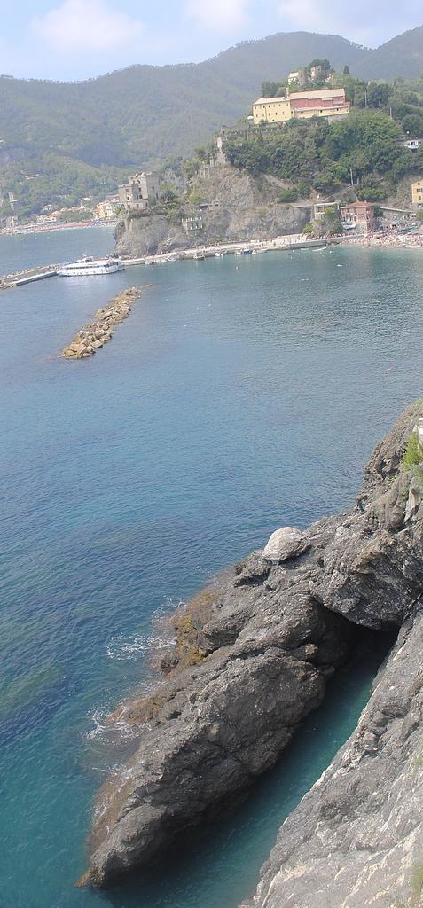 Porto Venere - Monterosso traversata (2 gg) 2010-08-10