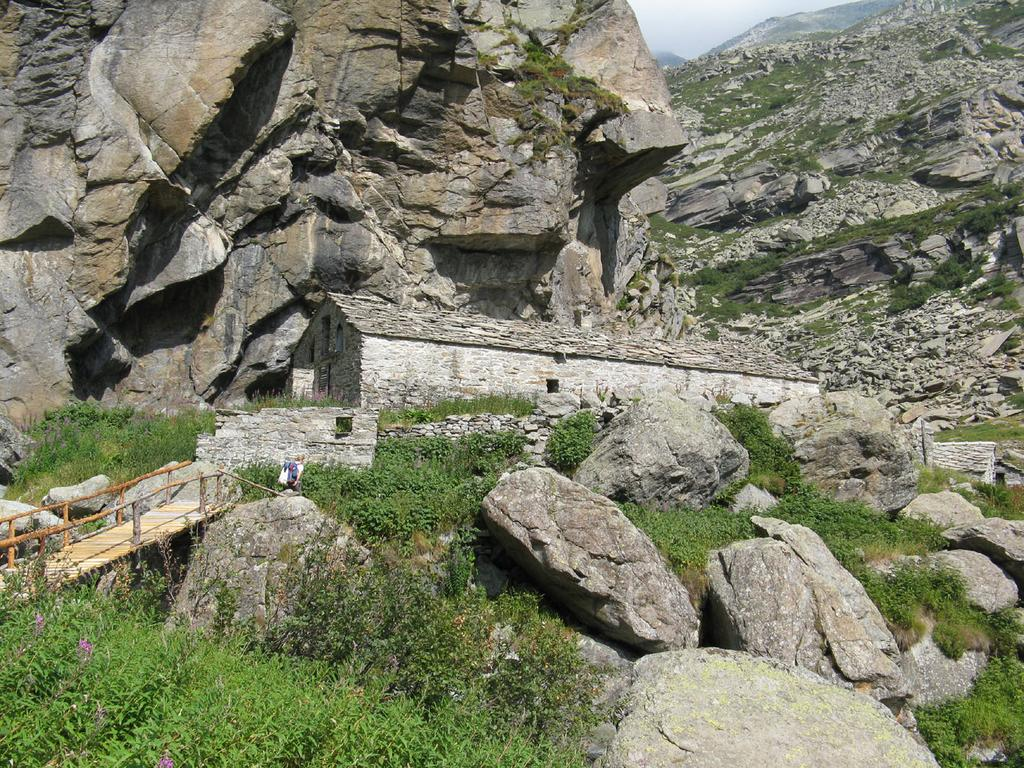 Il nuovo ponte x l' Alpe di Sea