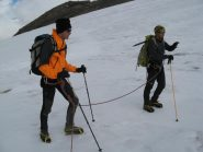 Laurent ci spiega l'abc dell'alpinismo.