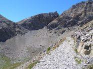 Verso il Passo Rocca Brancia
