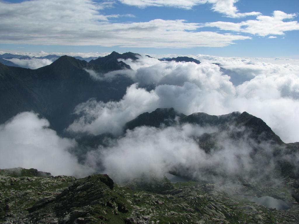 Panorama sulla Valchiusella
