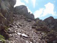 canalini sul versante Campiglia