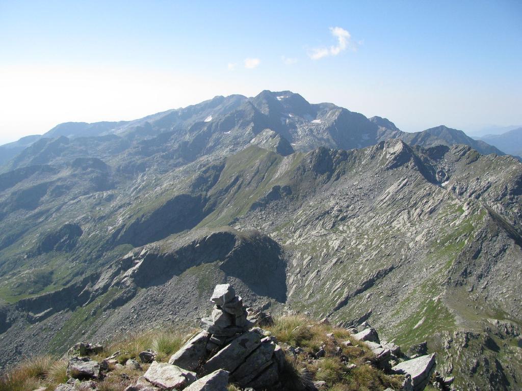Panorama verso il Monfandì