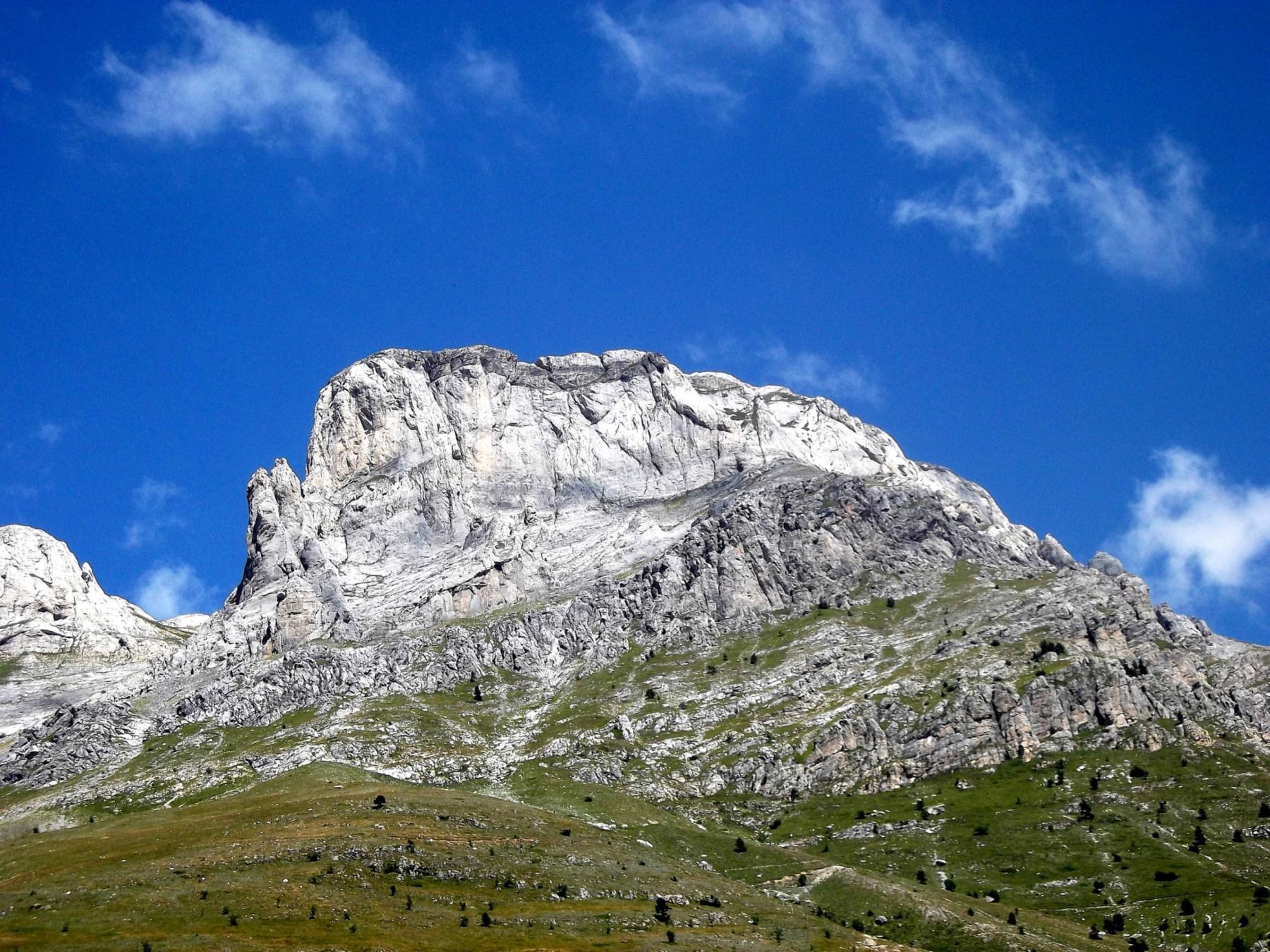 Rocca Garba dal Pian Rosso