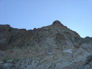 la vertical parete dell argentera