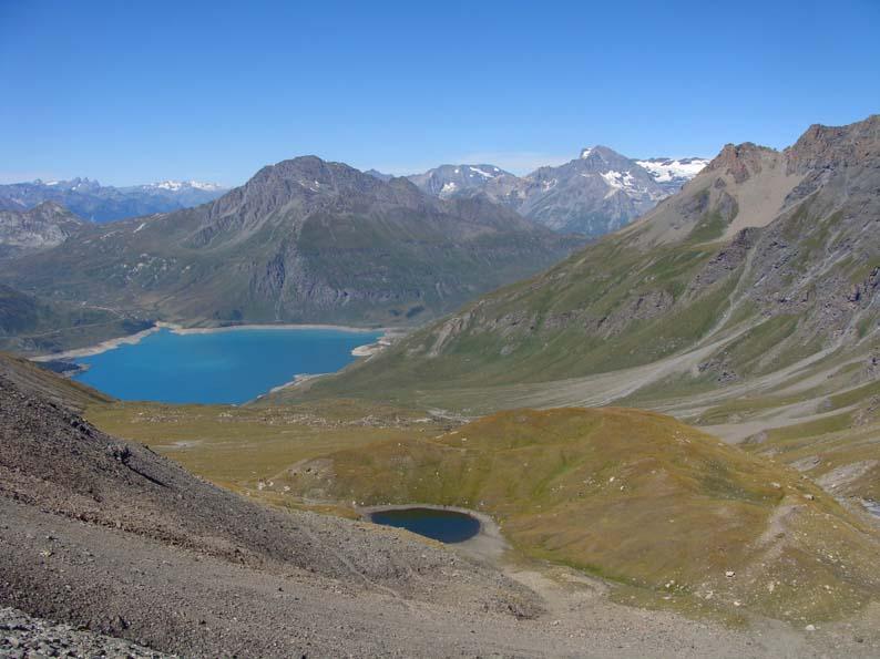Clair (Lac) da Plan des Fontainettes 2010-08-22