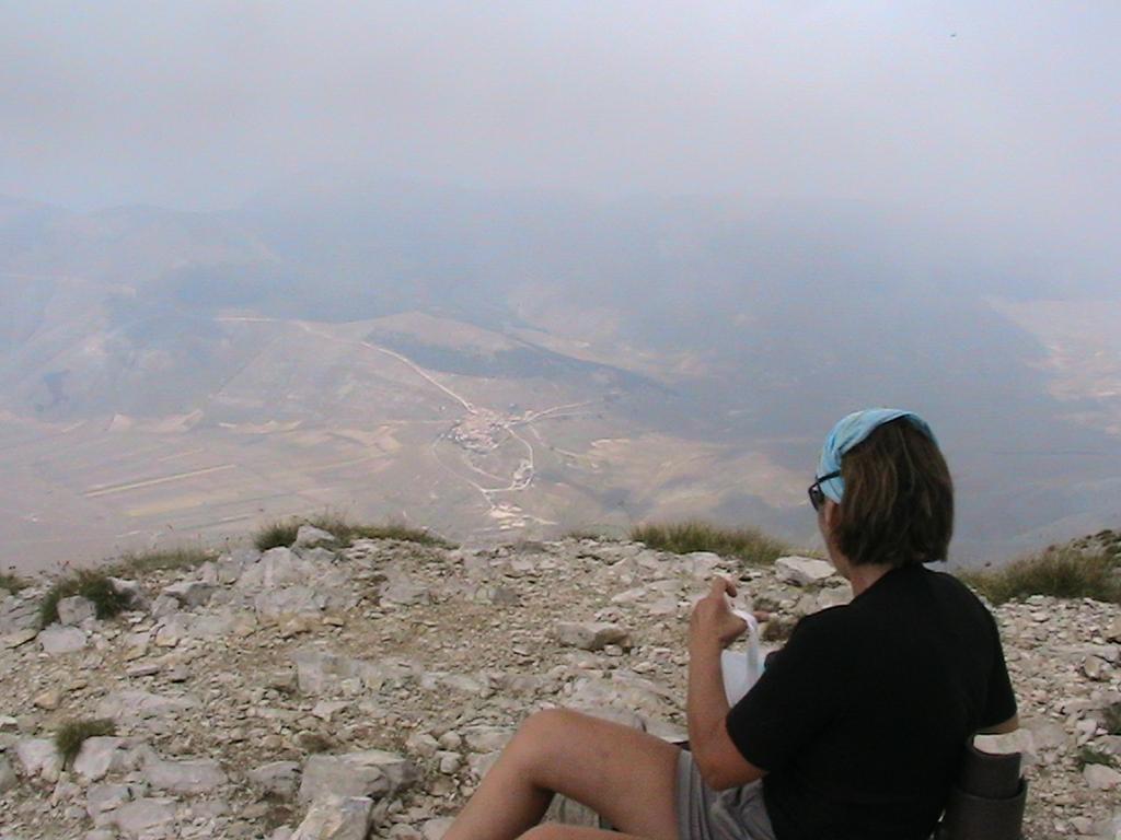 Redentore (Cima del) da Castelluccio 2010-08-22