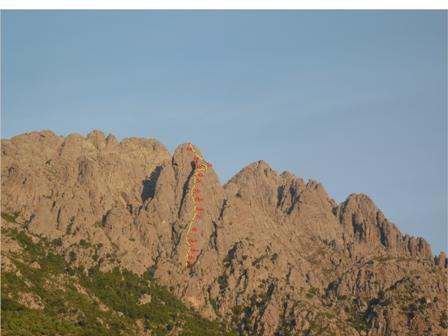 Bertonze (Monte) o Pertusu 50 splendidi soli 2010-08-23