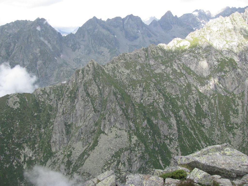 Panorama verso la valle di Teleccio