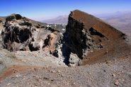 la cima secondaria del Parinacota (24-8-2010)