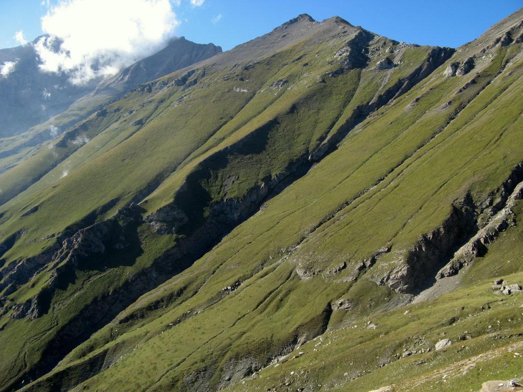 Rocciamelone da Malciaussia, anello per Colle della Croce di Ferro,Rifugio Ca' d'Asti, Rifugio Tazzetti 2010-08-25