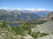 Panorama verso il fondovalle