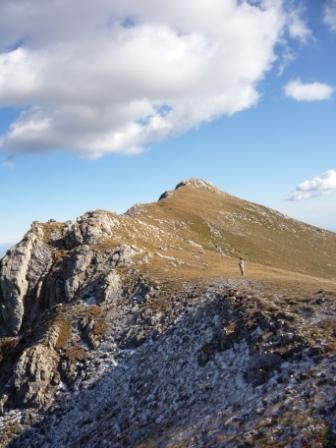 Antoroto (Monte) dalla Colla di Casotto, giro delle Rocche di Perabruna 2010-08-28