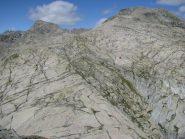 Panorama su Moncimur e Piata  di Lazin