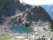 Il Lago di Punta Lazin