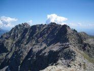 la cresta verso il Bessun