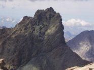 il Pic du Pelvat dal Pelvo di Ciabrera
