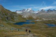 Gran Paradiso e Lacs des Trois Becs