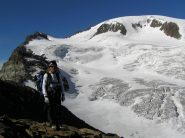 Mont Velan dalla cresta