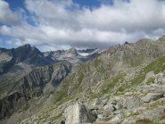 Panorama verso il Colle di Ciardonei