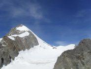 vista della Trelatete dalla vetta del Petit Mont Blanc