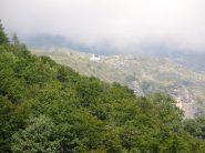 Il Santuario visto dal parcheggio
