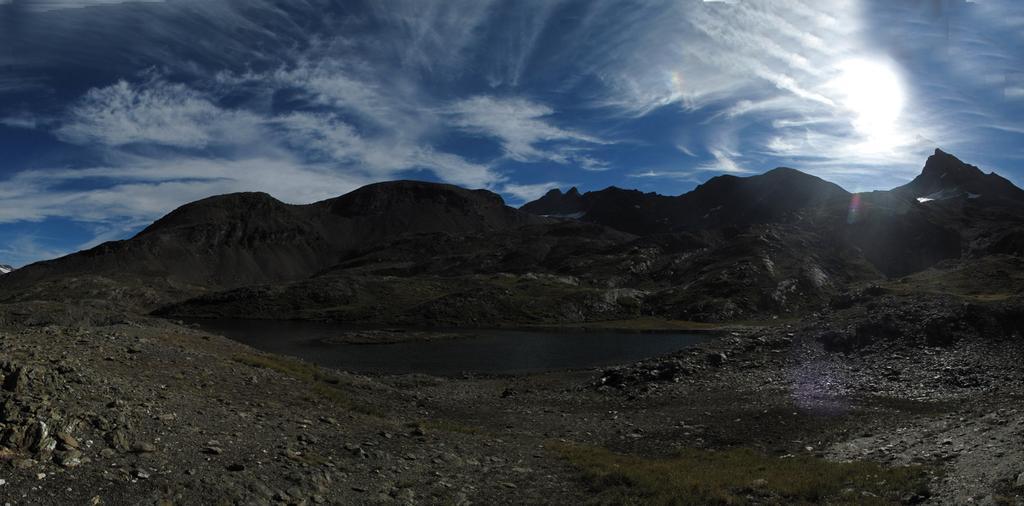 il lago di S. Martino