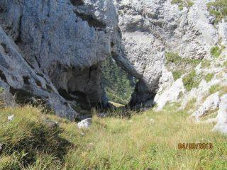 Finestra sul vallone Creusa