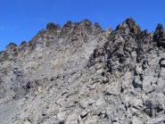 Granero visto dal Passo Luisaras