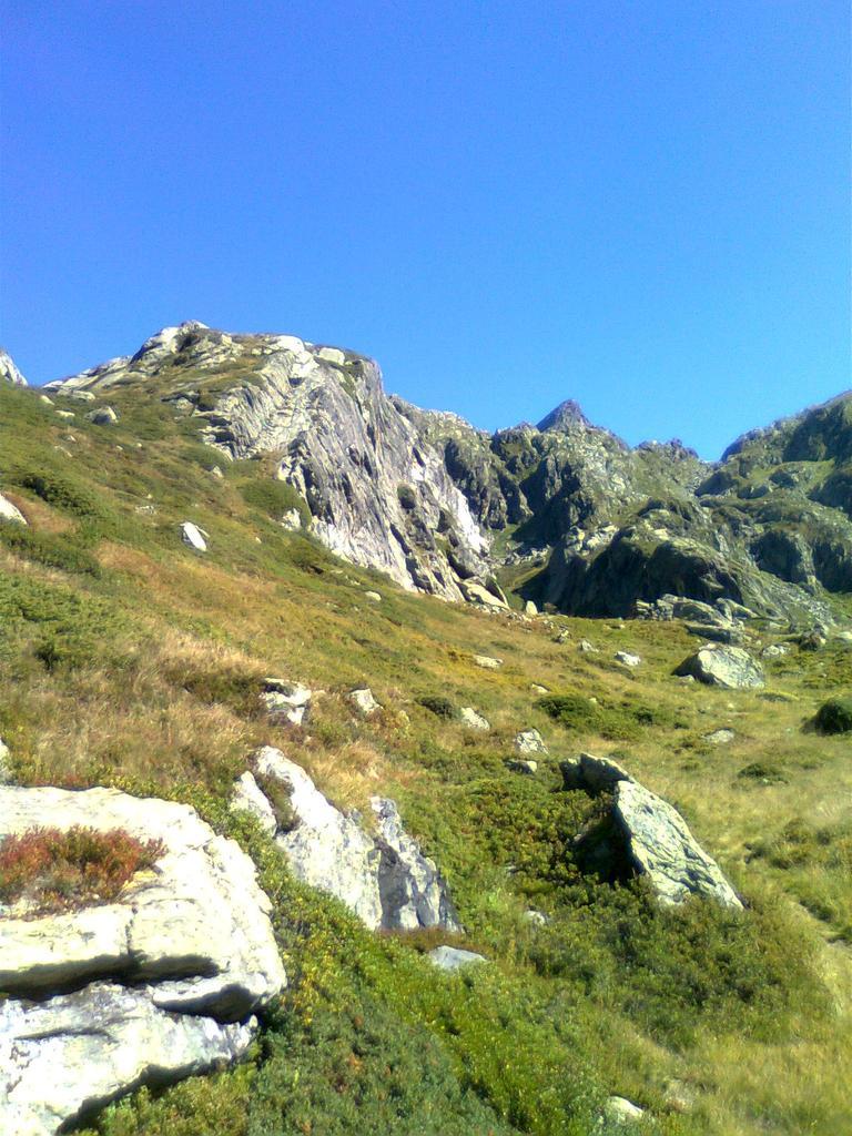 Plateau de la Sassiere (Falesia) 2010-09-04