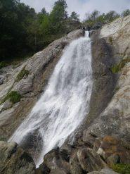 La prima cascata non armata