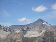 16 - al ritorno, la cresta percorsa vista dal Colle dell'Iseran