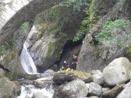 Uscita al ponte con toboga finale 10mt