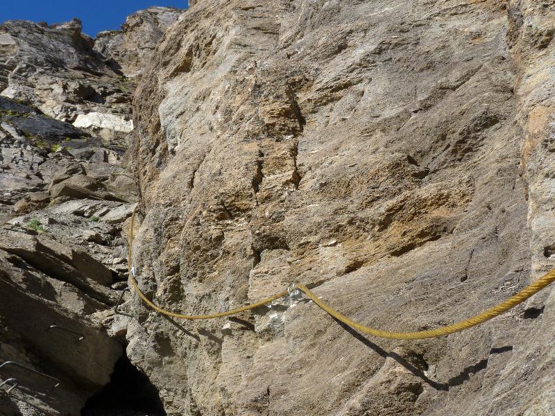 Losa (Colle e Passo della) dalla Diga del Serrù 2010-09-06