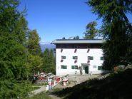 Il rifugio Bogani