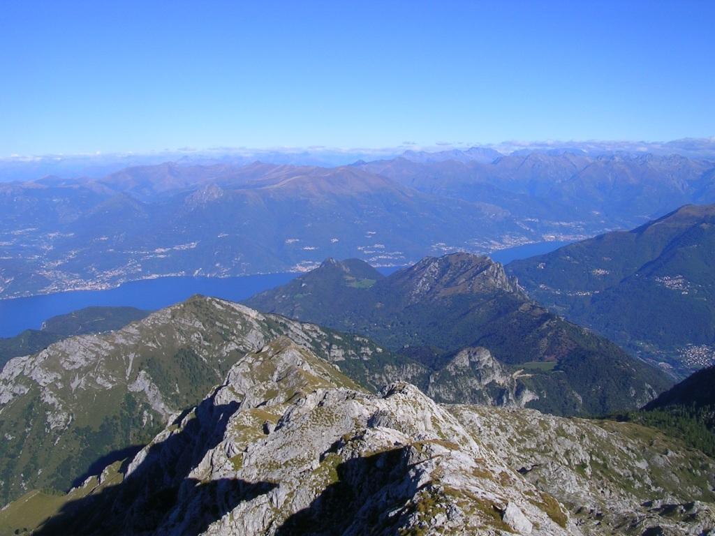 Grigna Settentrionale o Grignone dal Passo del Cainallo per la via della Ganda 2010-09-10