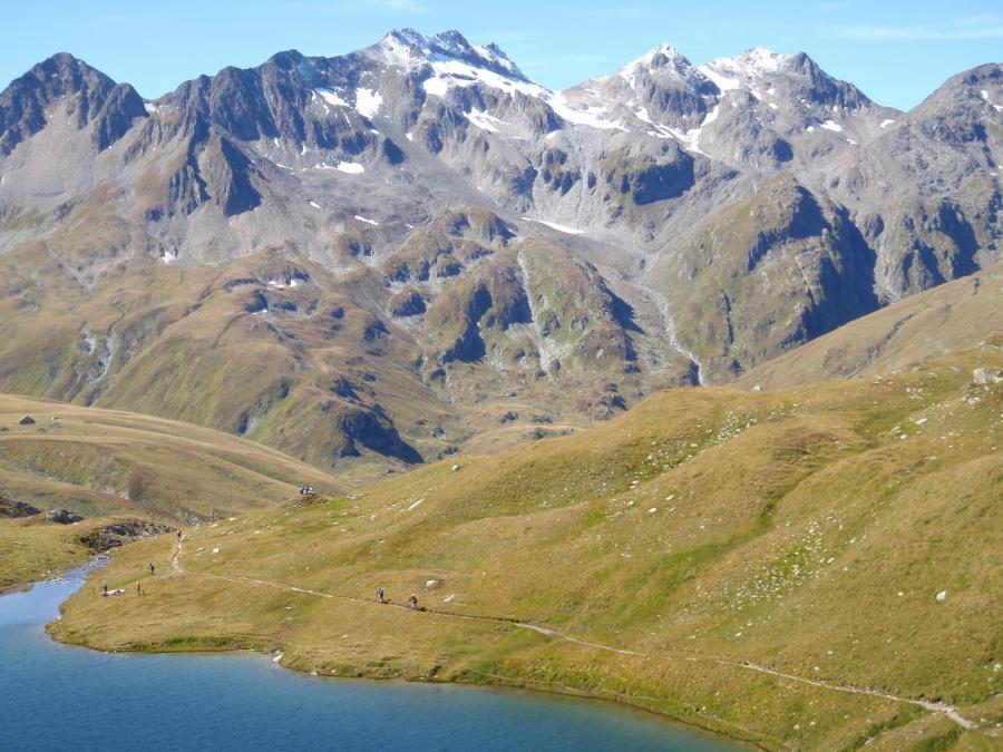 Maighels Pass da Andermatt 2010-09-11