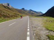 sulla strada del Oberalppass
