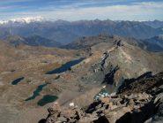 Grand Lac visto dal Monte Glacier