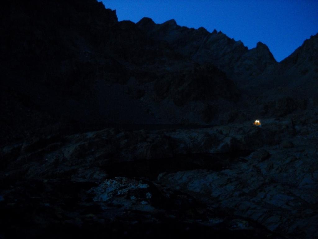 Il Boarelli al tramonto